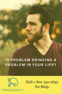 get help with problem drinking
